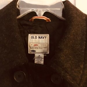 Old Navy short wool jacket - M